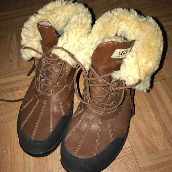 f47195079a6 Men's uggs winter boots size 12